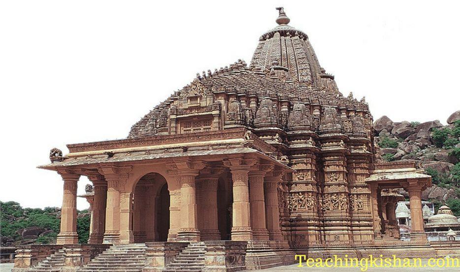 Ajitnath temple Taranga Hills