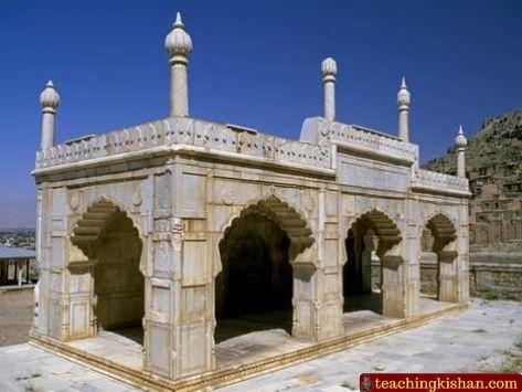 babur tomb in kabul