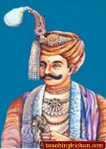 harshvardhan king
